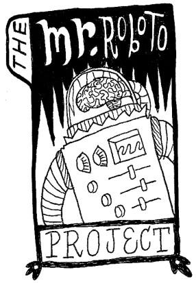 Mr. Roboto Project Logo1 2011