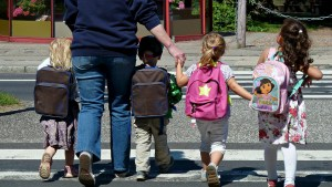 Back To School Backpack Safety