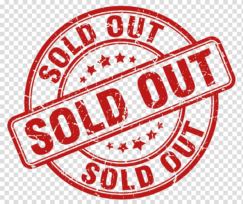 2 Shows Sold Out!!!