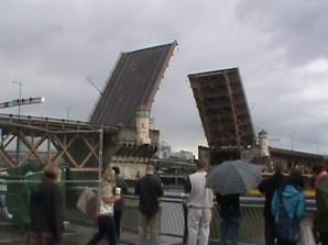 Brunside Lift Bridge