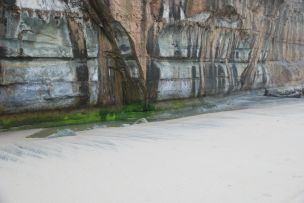 Cliff Wall
