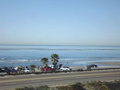 COASTER RIDE TO OCEANSIDE
