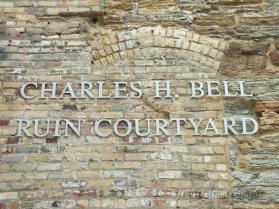 BELL RUIN COURTYARD