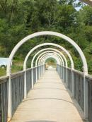 BRIDGE TO OUTDOOR THEATER