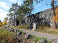 CCC STONE WALL