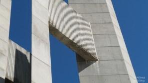 DETERIORATING TOWER