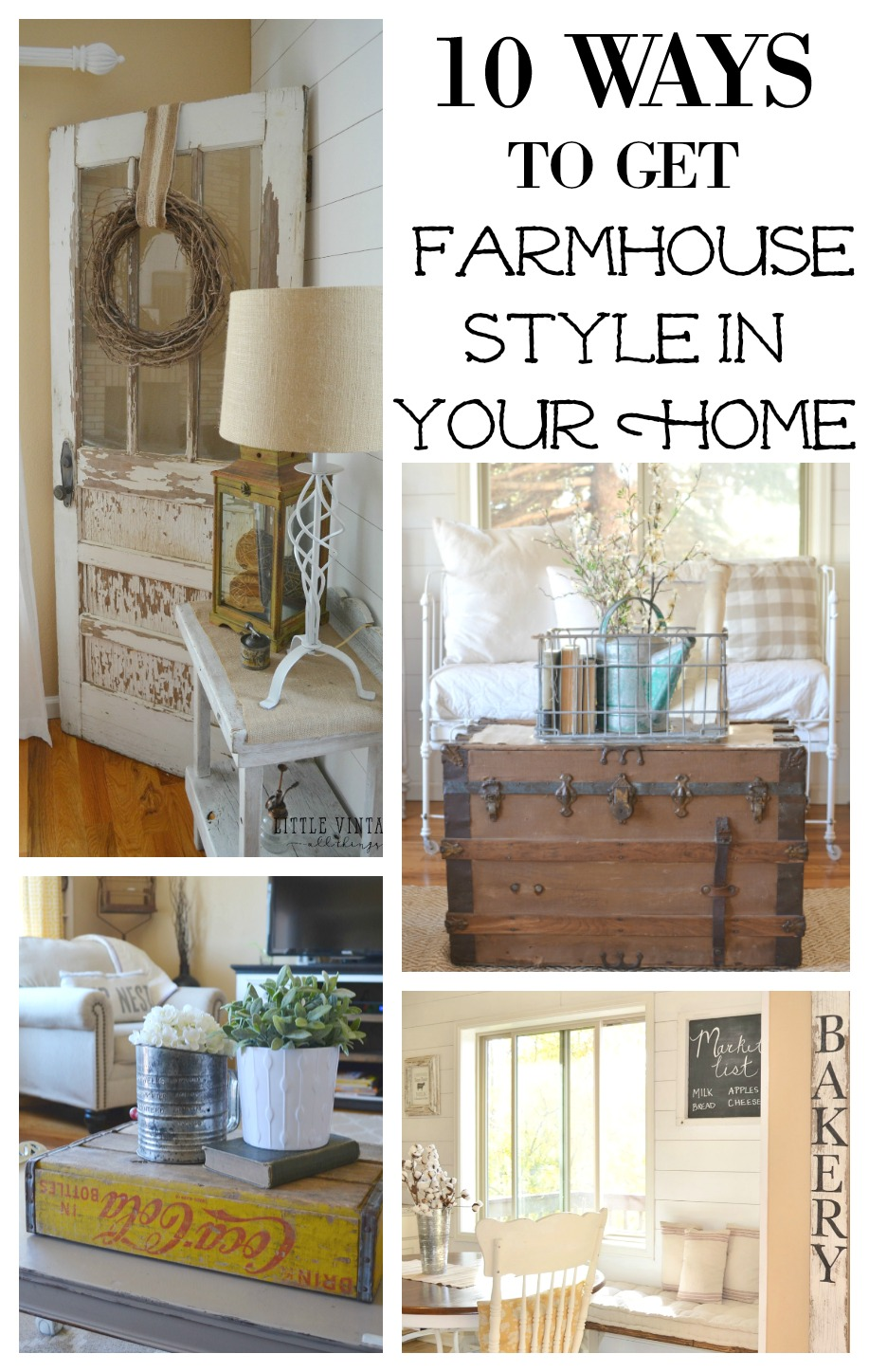 Pinterest country decorating ideas for Country home decorating ideas pinterest