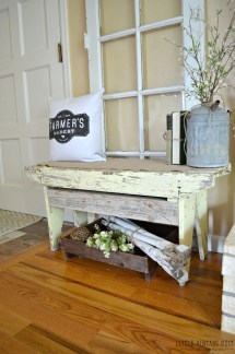 Transitioned Farmhouse Style - Little Vintage Nest