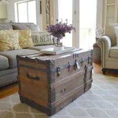 Cute Living Room Curtains Interior Design Tv Farmhouse Summer Refresh - Little Vintage Nest