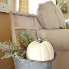 How Can I Decorate My Living Room Wall Furniture North Carolina Cozy Farmhouse Fall Tour - Little Vintage Nest