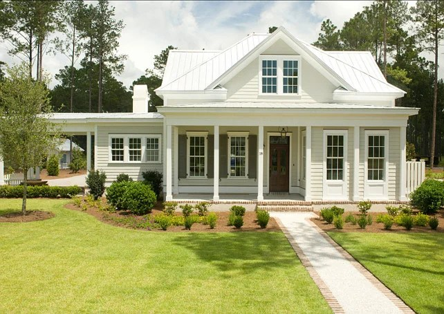 Farmhouse Exterior Paint Color Ideas
