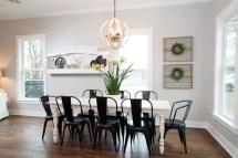 Fixer Upper Dining Room Wall Ideas