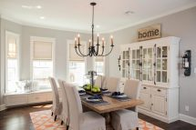 Joanna Gaines Fixer Upper Dining Rooms