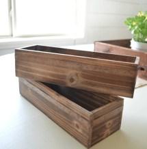 Diy Hanging Planter Box-4 - Little Vintage Nest