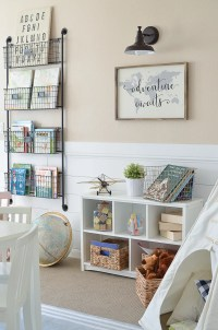 Modern Farmhouse Playroom