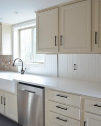 Beadboard Tile Backsplash | Tile Design Ideas