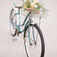 Vintage Rentals:  Retro Bicycle