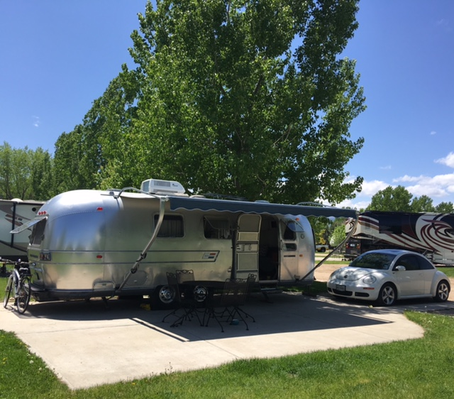 1972 Airstream Overlander For Sale