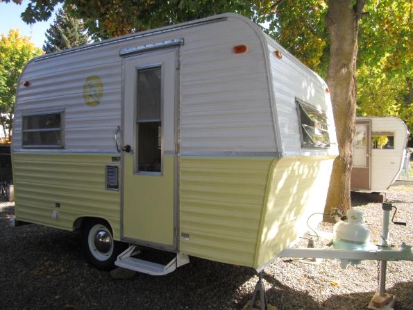 1977 Goldstar Vintage Camper For Sale