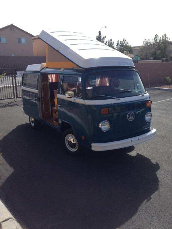 1973 Automatic VW Westfalia For Sale