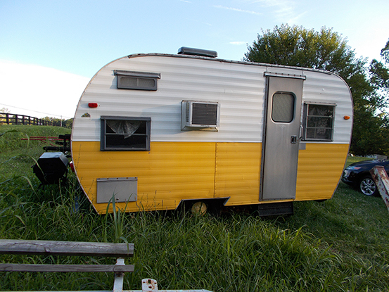1968 Vintage Camper For Sale