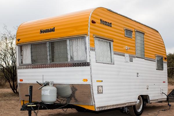 1965 Nomad Vintage Trailer For Sale