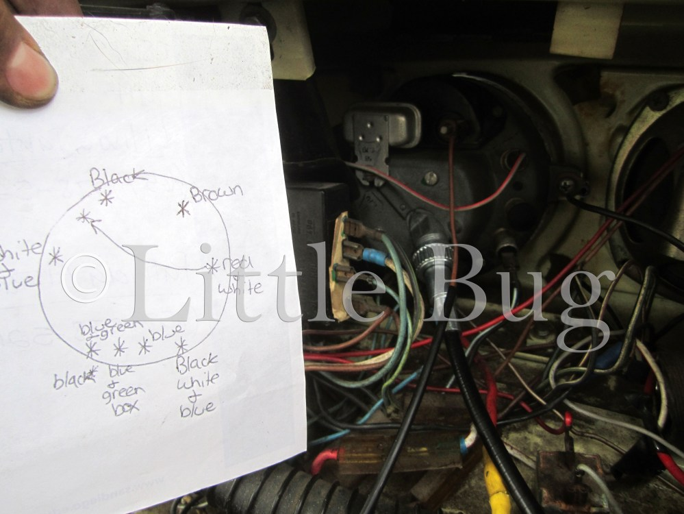 medium resolution of vw beetle speedometer wiring diagram wiring diagram centre 70 vw beetle wiring tachometer