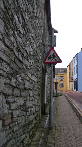 Holyhead street