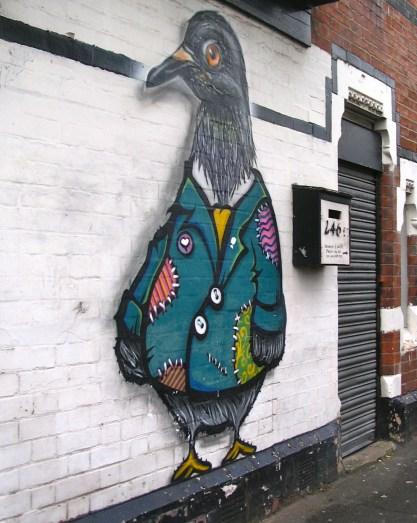 Nottingham graffiti