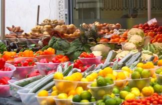 Market stall in Peckham