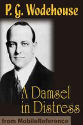 Wodehouse A Damsel book cover