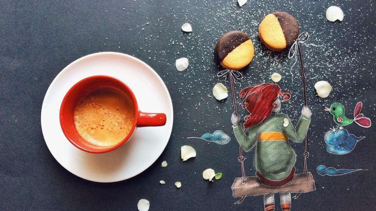 Little Coffee Story