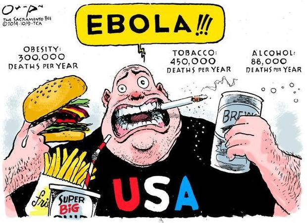 ebola cartoon jack