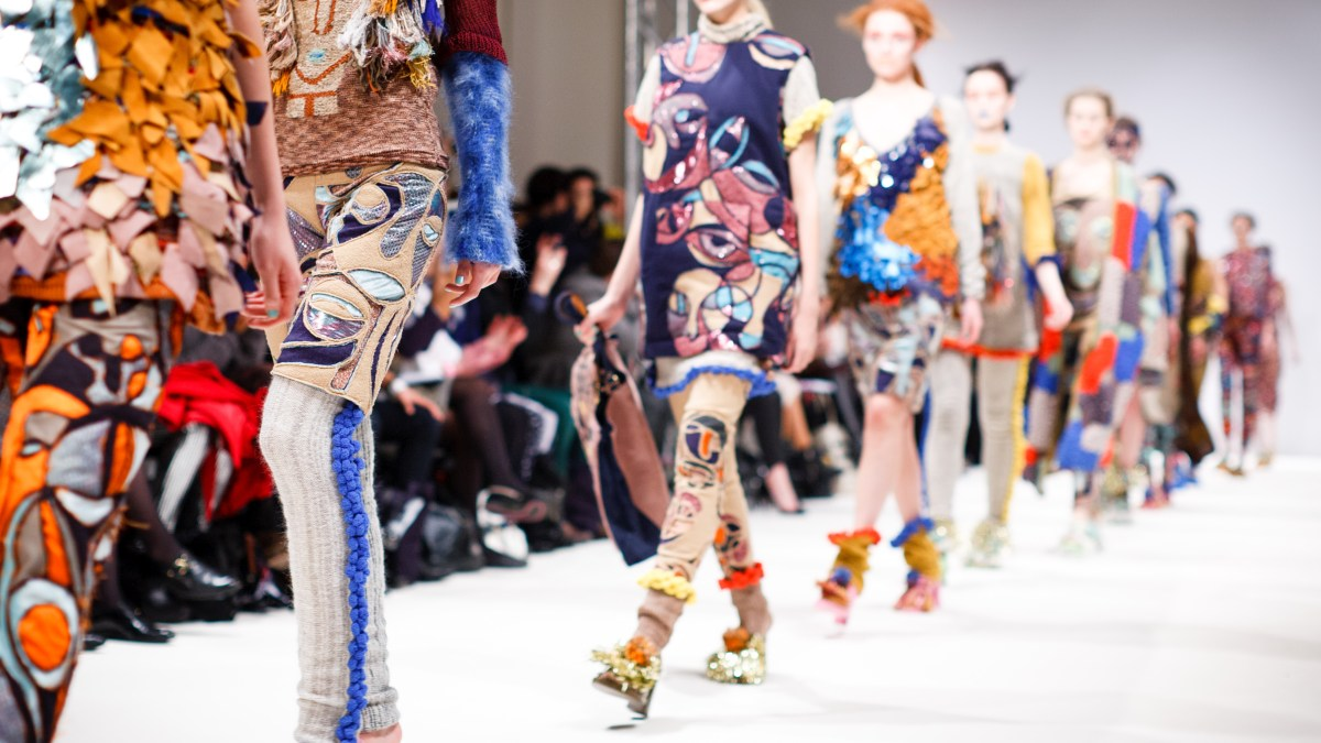 These New York Fashion Week Looks Are Just Plain Weird