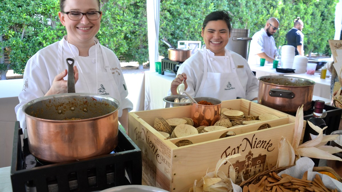 Newport Beach Wine and Food Festival: A First Timer's Tale
