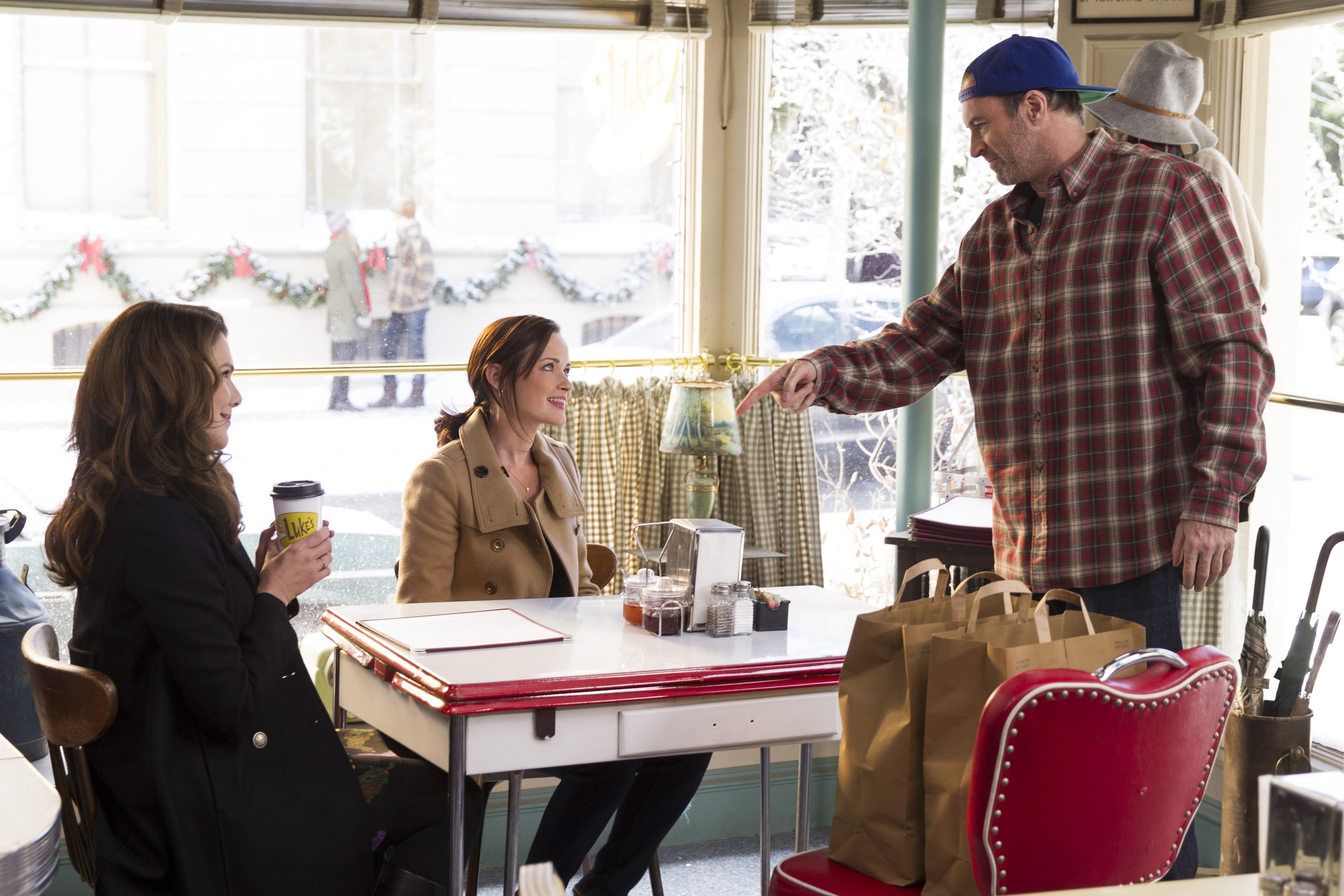 Luke's Diner from Gilmore Girls Is (Sort of) Open for Business