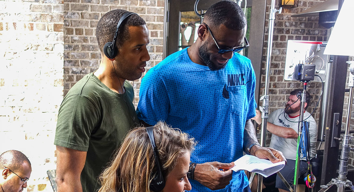 LeBron James & Maverick Carter's Springhill Entertainment to Produce HBO Sneaker Store Comedy