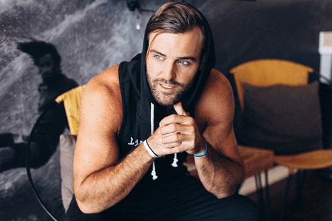Robby Hayes is a Bachelor in Paradise