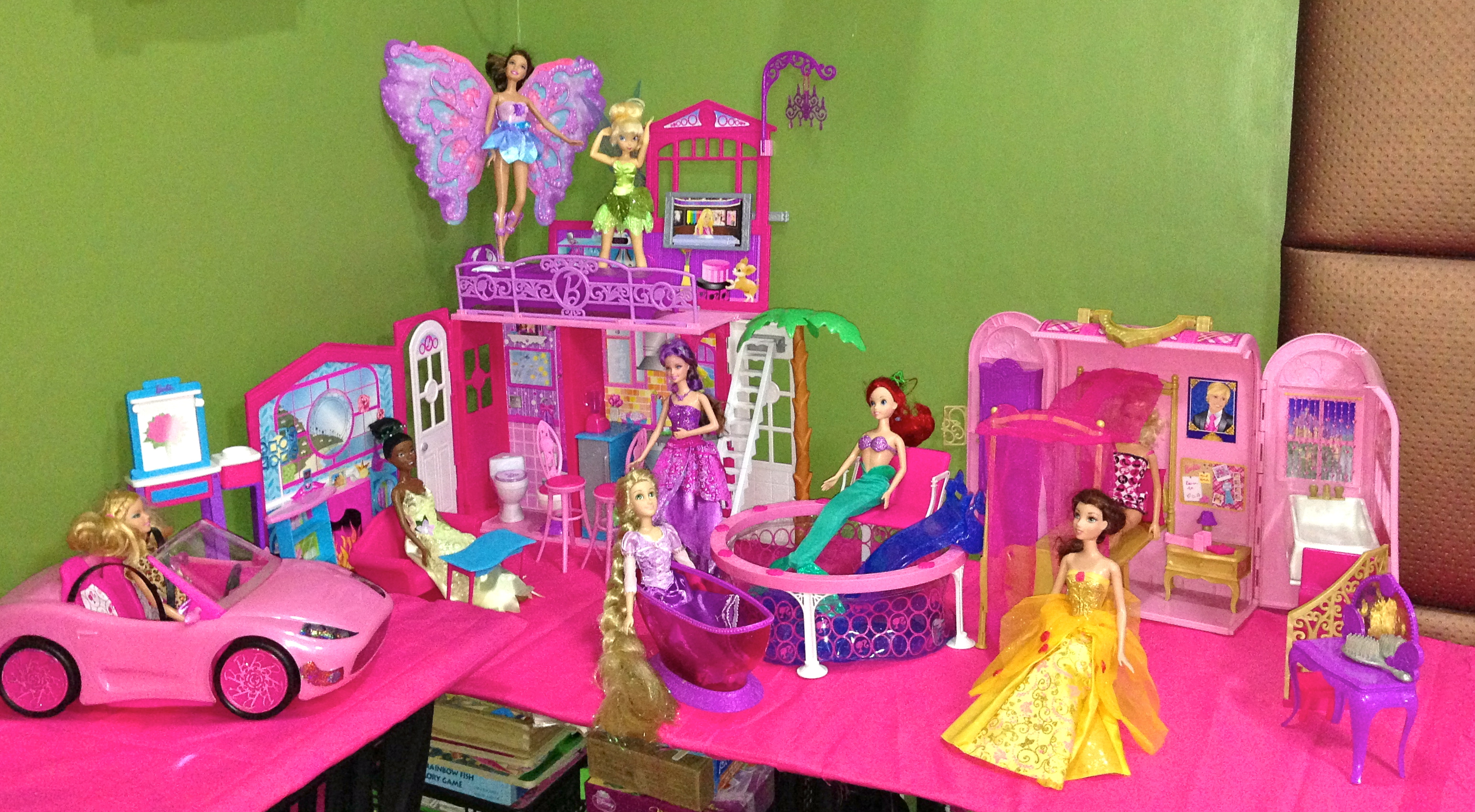 big toy doll houses house design and decorating ideas
