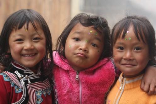 Urchins, Yunnan