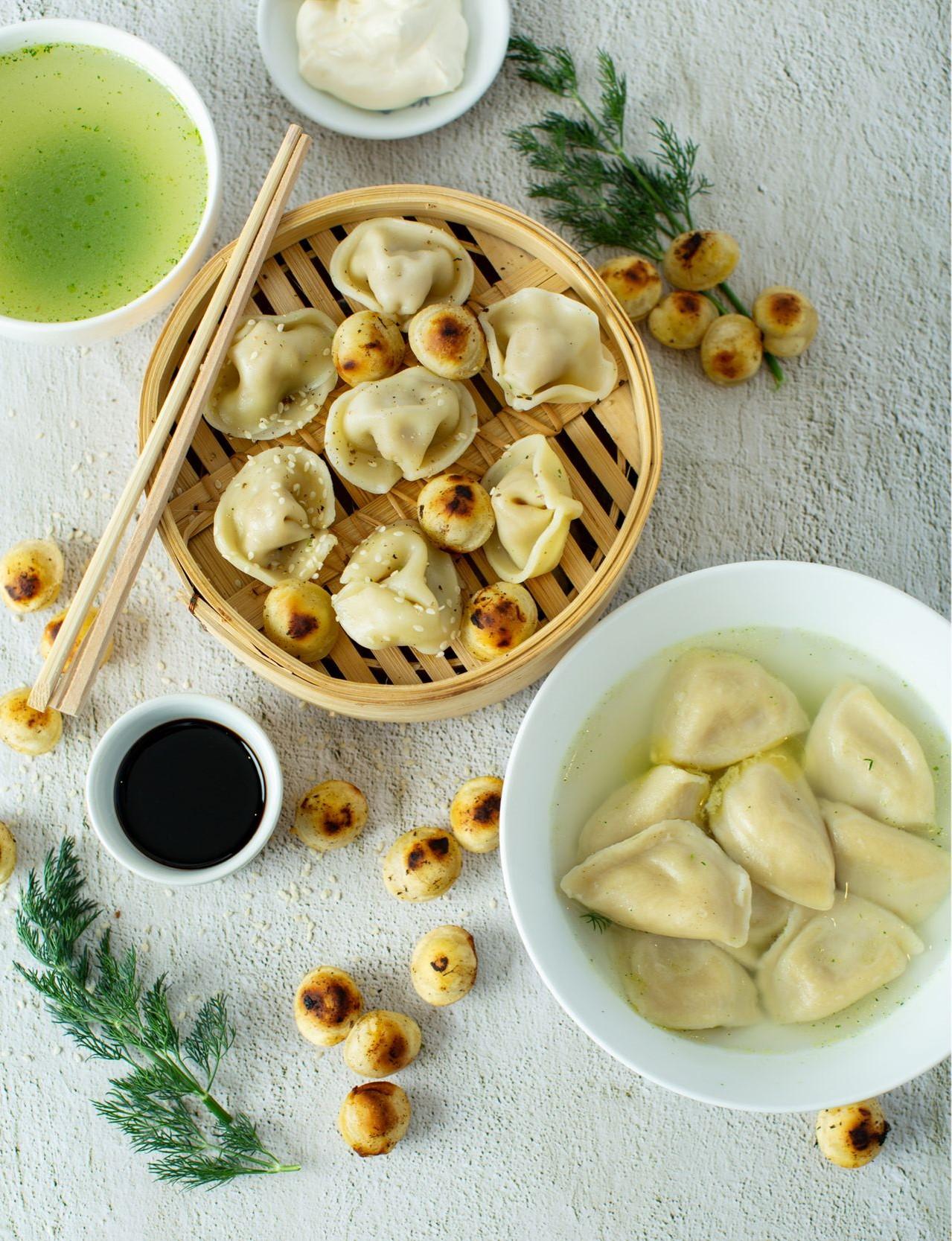 eastern european dumplings