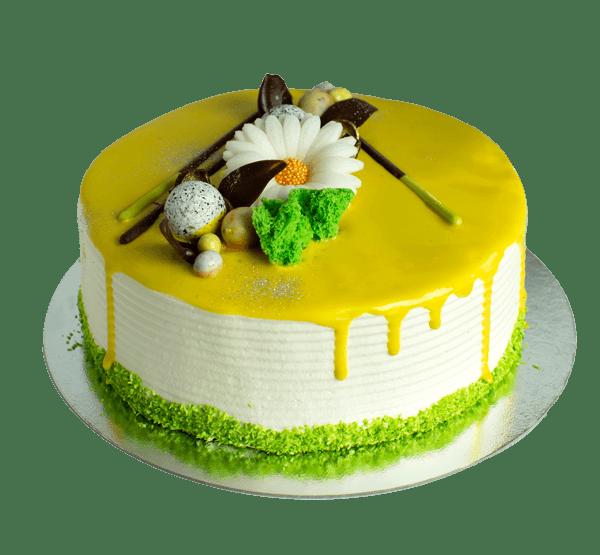 Home Foods – Caramel Cake Image