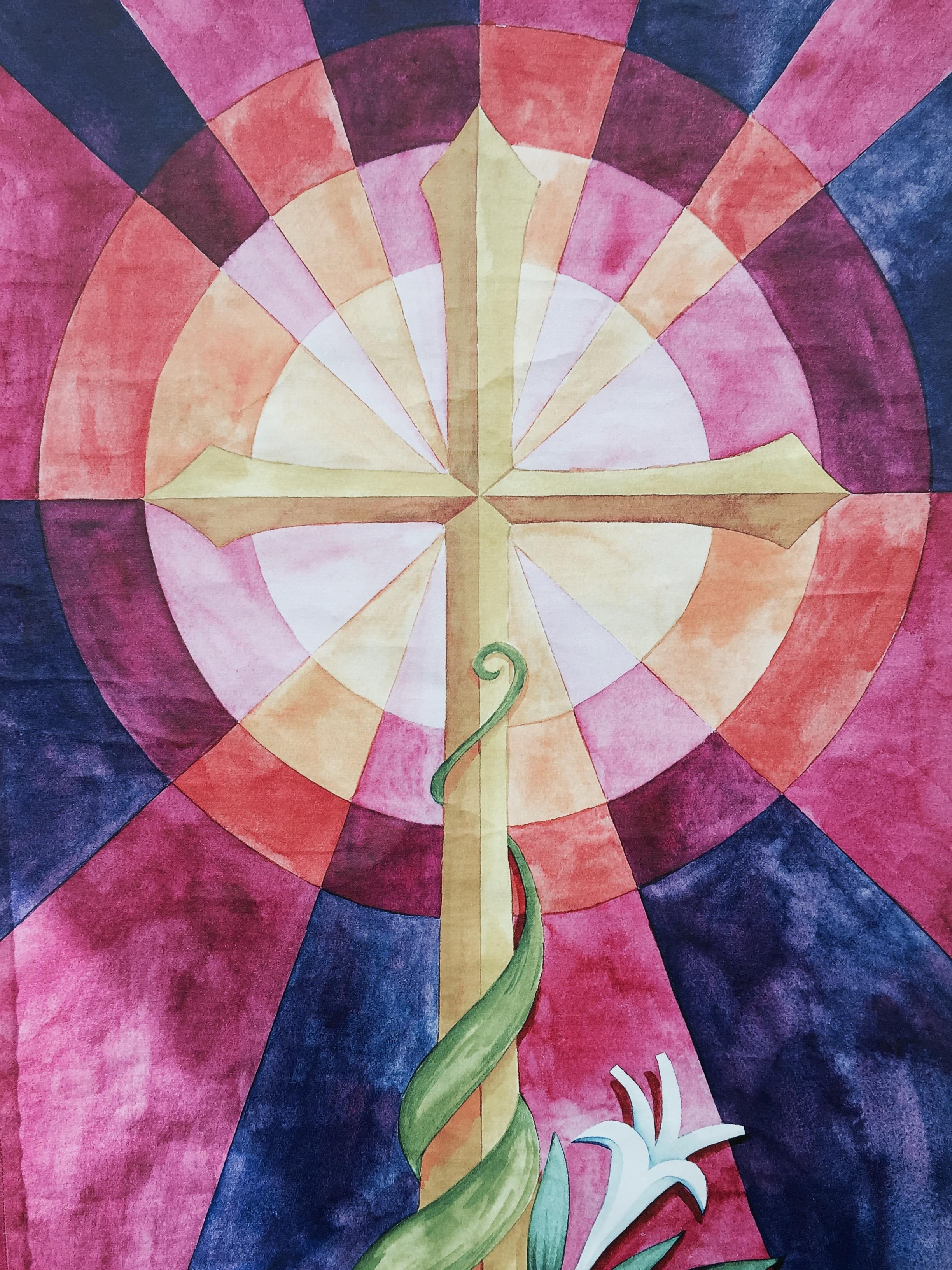 San Juan Easter Cross