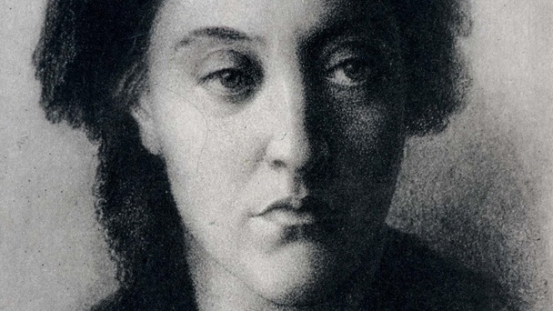 """""""Ascension Day"""" by Christina Rossetti"""