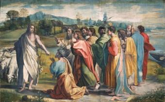 Liturgy Letter (Third Sunday of Easter 2016)