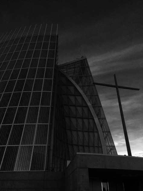 Christ the Light Cathedral (Black&White)