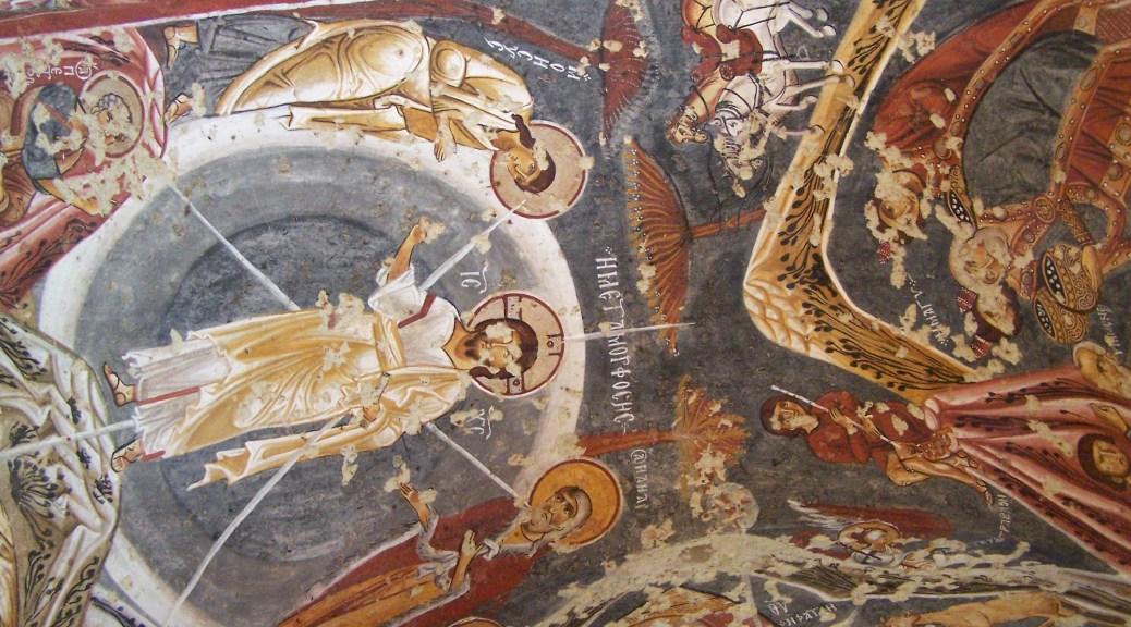 The Transfiguration Fresco