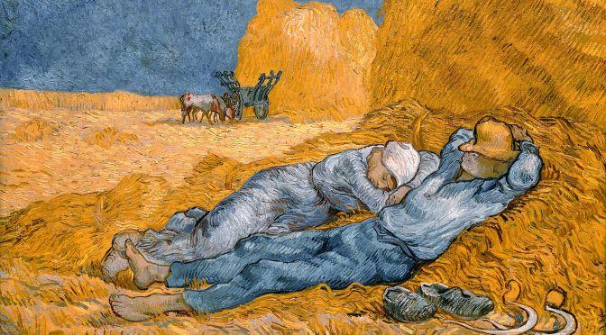 Rest - Van Gogh
