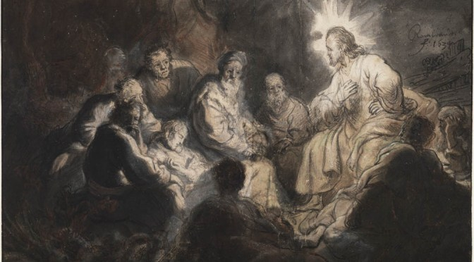 Rembrandt_Jesus_and_his_Disciples