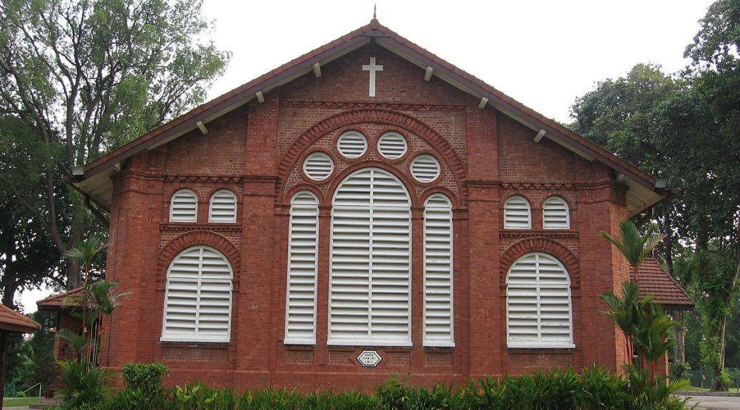 St. George Church Singapore